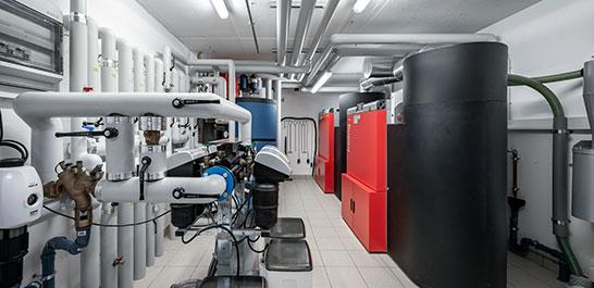 hydrauliker-installationen